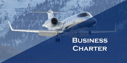 Business Charter Flights
